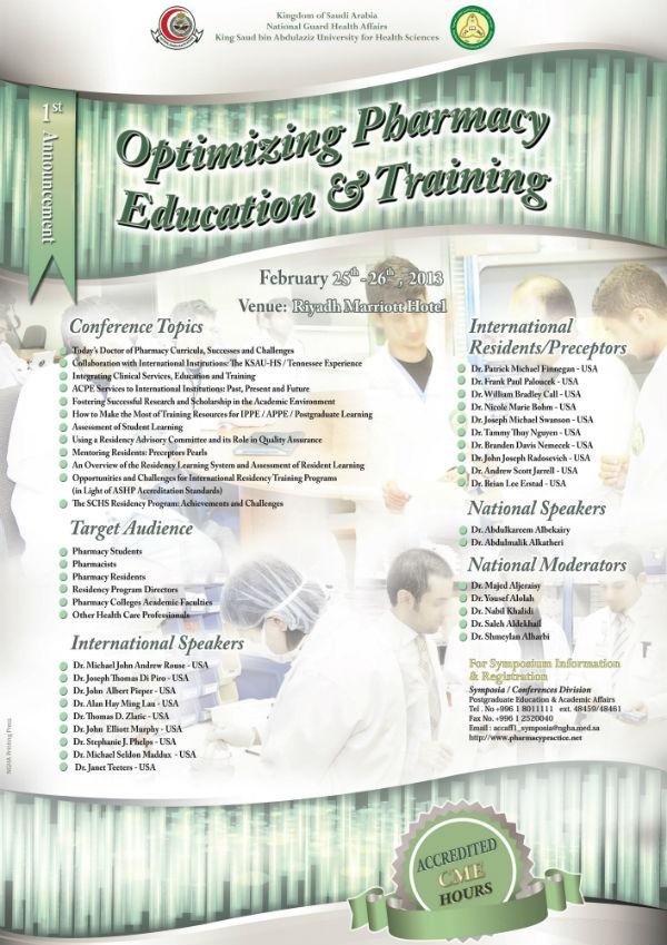 OptimizingPharmacEducationTrainingPoster