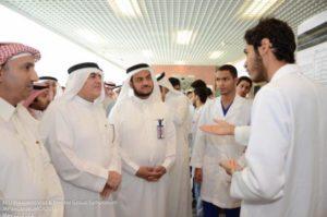 الأخبار جامعة الملك فيصل وفد من كلية الطب يتم برنامجا تدريبيا في