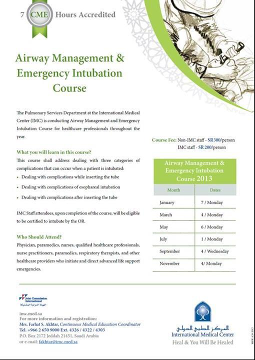 Airway Management & Emergency Intubation 8569_282346251911301_1863831225_n.jpg