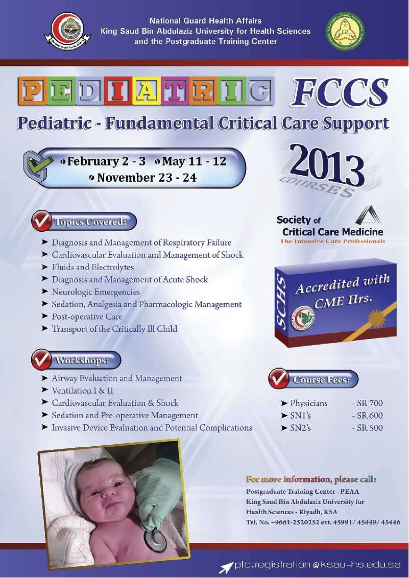 Pediatric-Fundamental Critical Care Support 2013