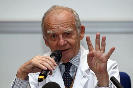 مستشفى يعلن أن أول مريض يزرع له قلب صناعي حالته جيدة