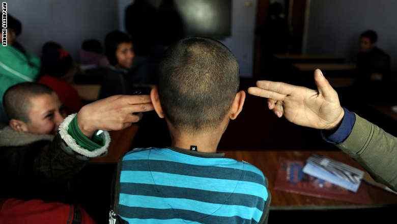 Afghan-orphans