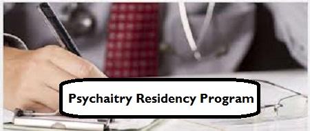 Psychaitry Residency Program