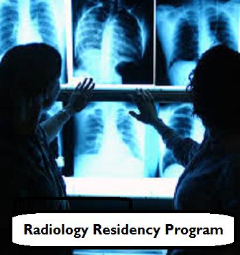 Radiology Residency Program