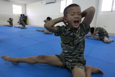 ممارسة الأطفال البدناء للتمارين الرياضية قد تؤذي القدم