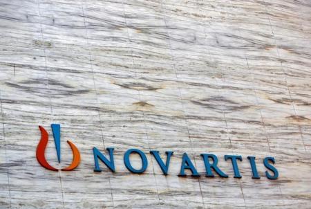 شعار شركة نوفارتس - ارشيف رويترز